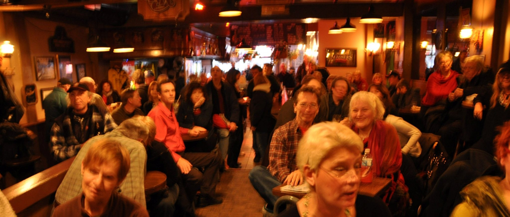 Black Swan Tavern, Main Floor, Winterfolk Music Festival IX, February 2010
