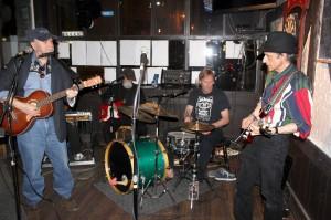Glen Hornblast & The Queen St Cowboys