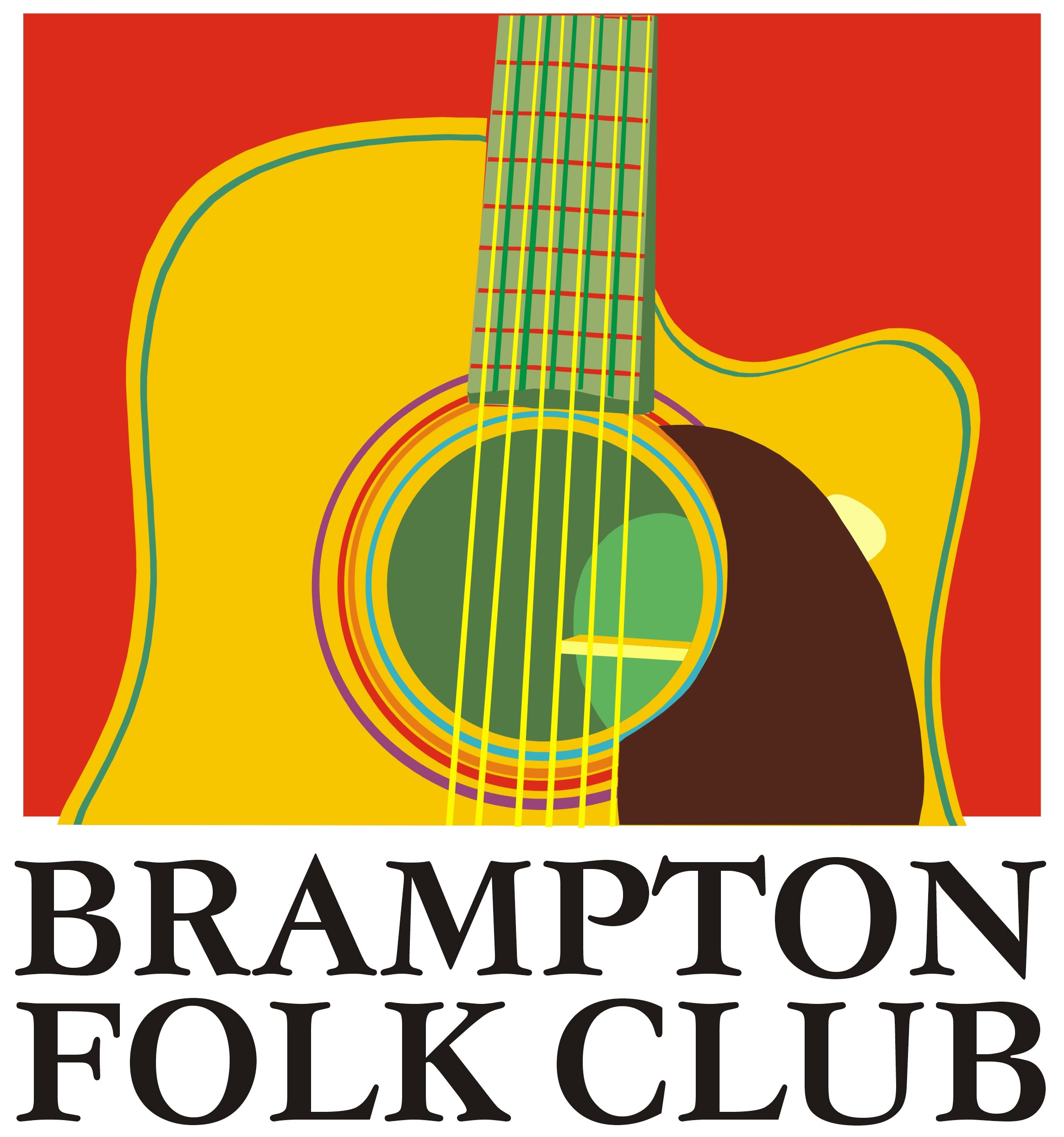 Brampton Folk Club logo