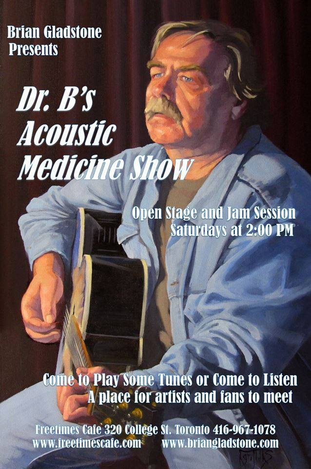 Best of Dr. B's Acoustic Medicine Show