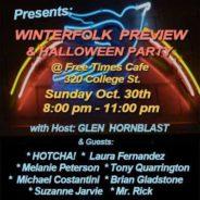 Nashville Bound Winterfolk Preview Oct 30