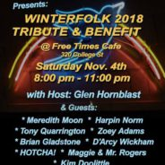 Tonight's Winterfolk preview a good way to ease into cooler climes