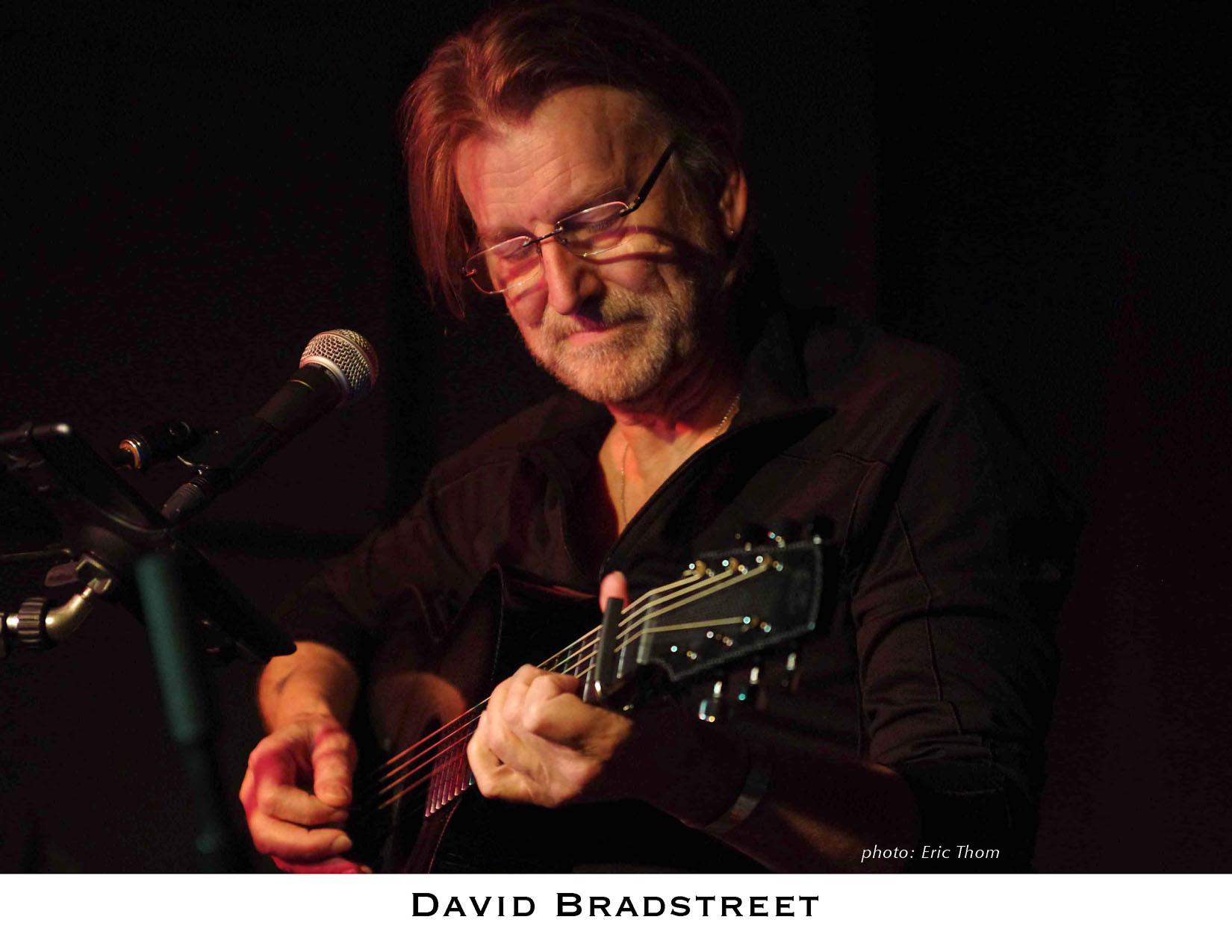 David Bradstreet