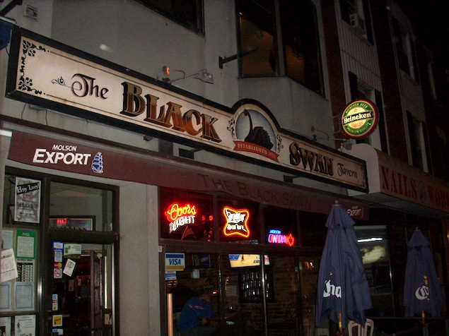 The Black Swan Tavern