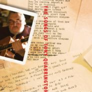 Live Album Release The Songs of Tony Quarrington