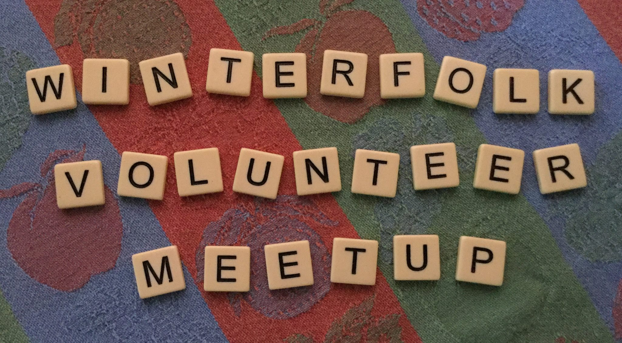 Winterfolk Volunteer Meetup Jan 6, 2018