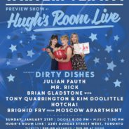 Acoustic Harvest & Winterfolk: WF Preview Jan 21@Hugh's Room Live