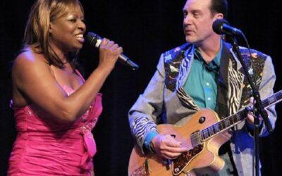 Diana Braithwaite & Chris Whiteley