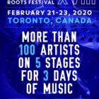 Winterfolk Blues & Roots Festival