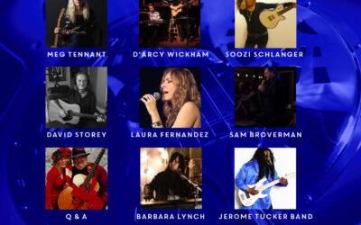 Acoustic Harvest Presents 'A Taste of Winterfolk' January 18