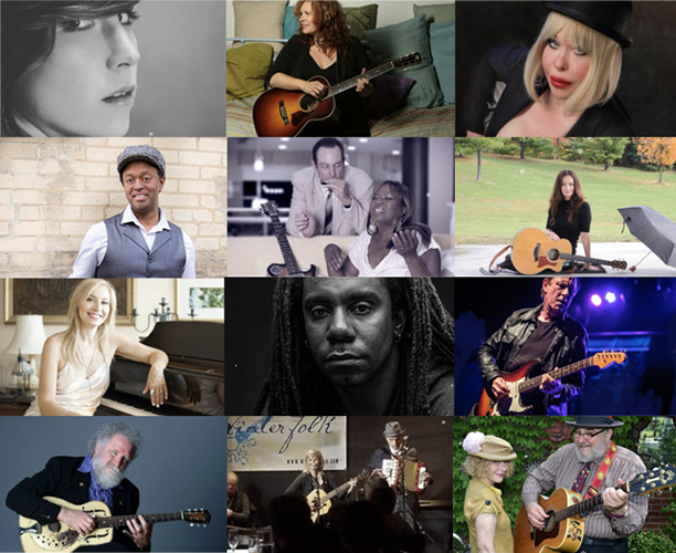 Winterfolk Blues and Roots Festival Returns With Virtually Streamed Performances